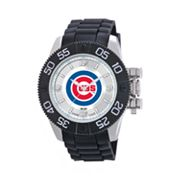 Game Time Beast Series Chicago Cubs Stainless Steel Watch - MLB-BEA-CHI - Men
