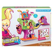 Polly Pocket Wall Party Tree House Set by Mattel