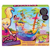 Polly Pocket Zip-Line Adventure Pool by Mattel