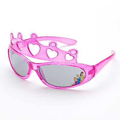 Disney Princess Tiara Oval Sunglasses by Riviera - Girls