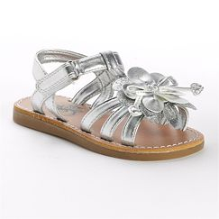 Rachel Shoes Fannie Sandals - Toddler Girls