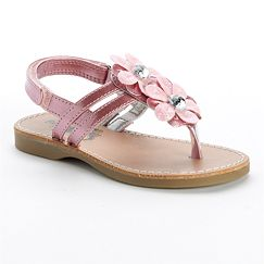 Rachel Shoes Cayman Thong Sandals - Toddler Girls