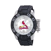 Game Time Beast Series St. Louis Cardinals Stainless Steel Watch - MLB-BEA-STL - Men
