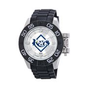 Game Time Beast Series Tampa Bay Rays Stainless Steel Watch - MLB-BEA-TB - Men