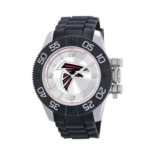 Game Time Beast Series Atlanta Falcons Stainless Steel Watch - NFL-BEA-ATL - Men