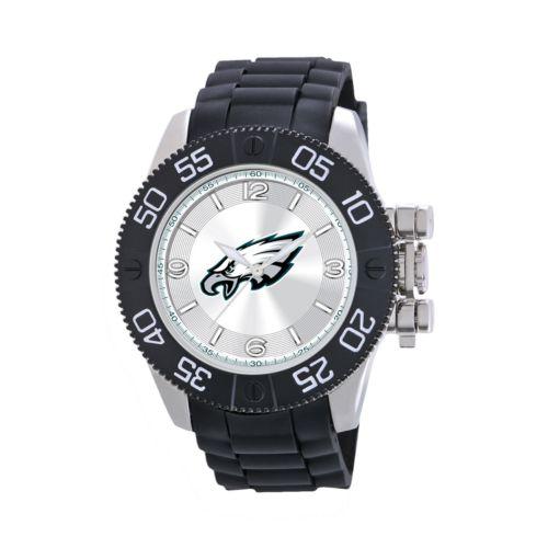 Game Time Beast Series Philadelphia Eagles Stainless Steel Watch - NFL-BEA-PHI - Men