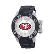 Game Time Beast Series San Francisco 49ers Stainless Steel Watch - NFL-BEA-SF - Men
