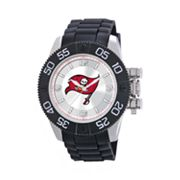 Game Time Beast Series Tampa Bay Buccaneers Stainless Steel Watch - NFL-BEA-TB - Men