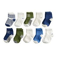 Baby Boy Jumping Beans® 10-pk. Low-Cut Socks