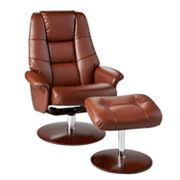 Douglas Recliner and Ottoman