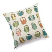 Give A Hoot Decorative Pillow