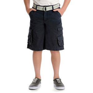 Boys 4-20 Lee Wyoming Twill Cargo Shorts in Regular & Husky