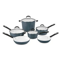 Cuisinart Elements 10-pc. Non-Stick Ceramic Cookware Set