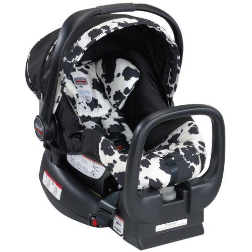 Britax Chaperone Infant Car Seat Cowmooflage