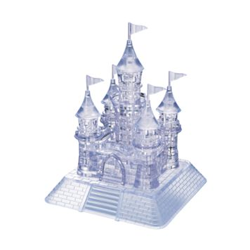Deluxe 3D Crystal Castle Puzzle