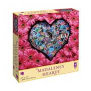 Madalene's Hearts Stamps and Daisies 1000-pc. Puzzle