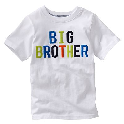 Carter's Big Brother Tee - Boys 4-7