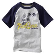 Carter's Touch Down Champion Raglan Tee - Boys 4-7