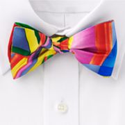 Jerry Garcia Curves And Lines Pretied Bow Tie