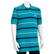 Chaps Ocean View Striped Polo