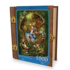 'Alice in Wonderland' 1000 pc Puzzle