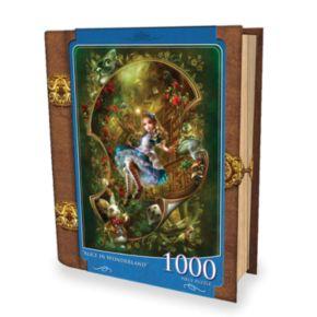 Alice in Wonderland 1000-pc. Puzzle