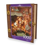 The Three Little Pigs 1000-pc. Puzzle