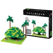 nanoblock Sites to See Giant Banyan Tree 3D Puzzle
