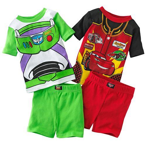141ef1177 Disney / Pixar Cars & Toy Story Pajama Set - Toddler