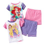 Disney Princess Pajama Set - Toddler