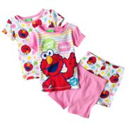 Sesame Street Elmo Pajama Set - Toddler