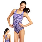Speedo Dot Endurance+ One-Piece Swimsuit