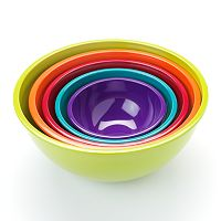 Food Network™ 5 pc Mixing Bowl Set