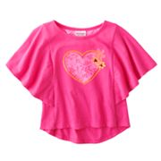 SONOMA life + style Heart Circle Top - Toddler