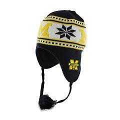 Michigan Wolverines Knit Cap - Boys 8-20