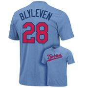 Majestic Minnesota Twins Bert Blyleven Cooperstown Collection Tee - Men
