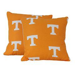 Tennessee Volunteers Decorative Pillow Set