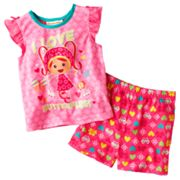 Team Umizoomi I Love Butterflies Pajama Set - Toddler