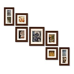 Create-a-Gallery 7 pc Frame Set