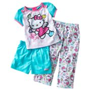 Hello Kitty Dream Pajama Set - Toddler