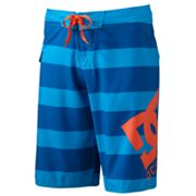 DC Shoe Co Striped Board Shorts - Men