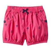 Carter's Anchor Shorts - Baby