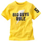 Carter's Big Guys Rule Tee - Boys 4-7