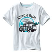 Carter's Beach Bum Tee - Boys 4-7