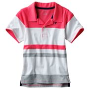 Carter's Shark Striped Polo - Boys 4-7