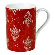 Waechtersbach Winter Splendor 4-pc. Rocaille Mug Set