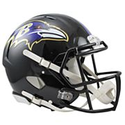 Riddell Baltimore Ravens Revolution Speed Authentic Helmet