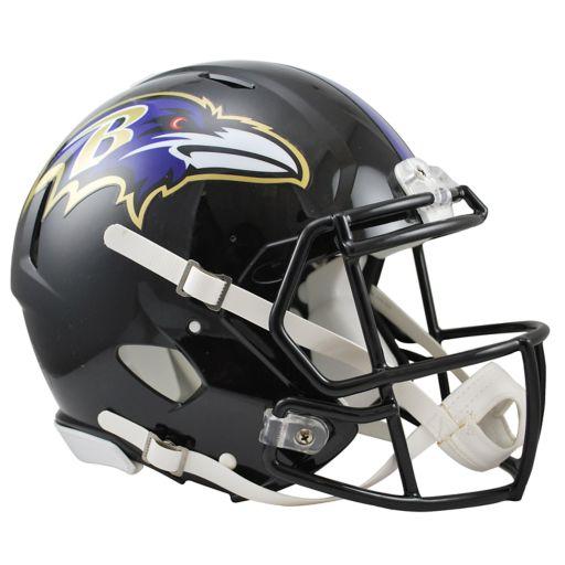 Riddell Baltimore Ravens Revolution Speed Authentic Helmet