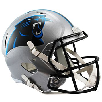 Riddell Carolina Panthers Revolution Speed Authentic Helmet