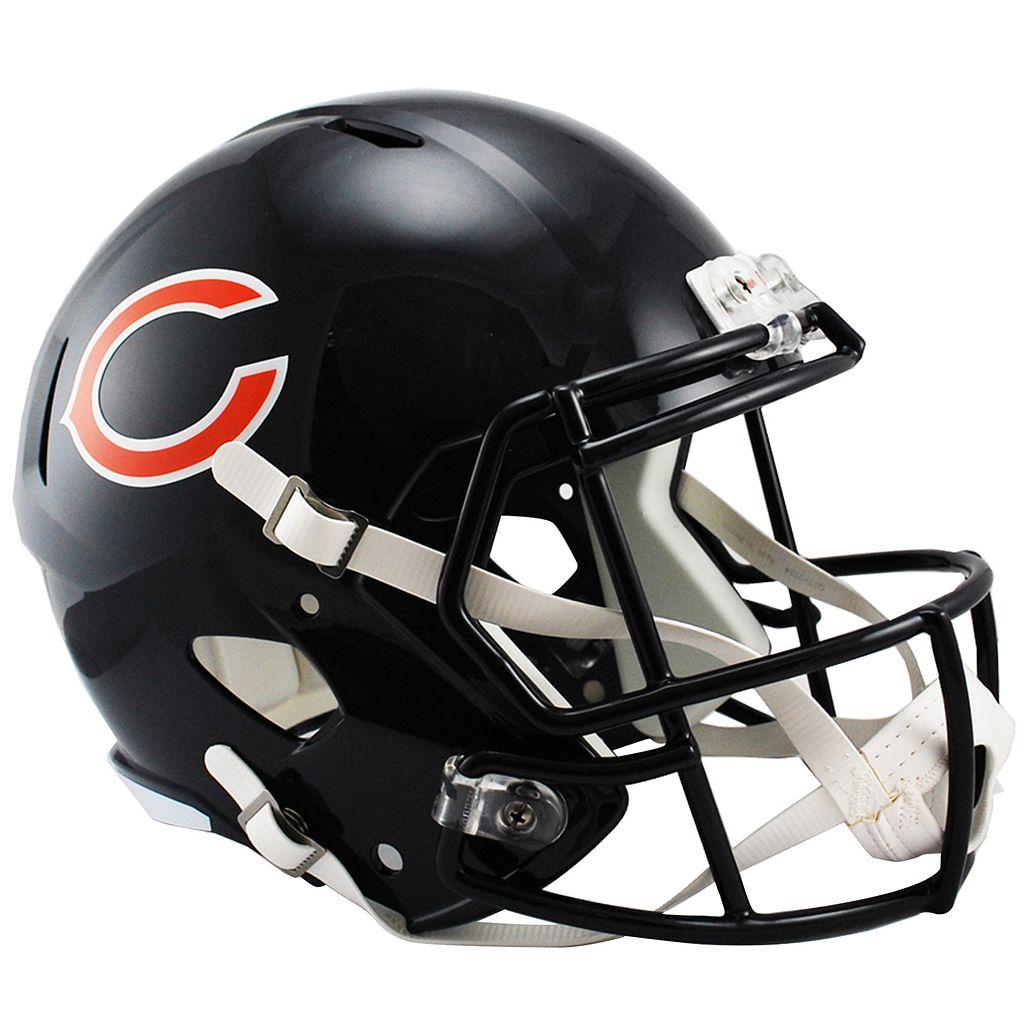 Riddell Chicago Bears Revolution Speed Authentic Helmet